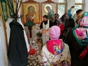 2017-04-15 Участие храма в пасхальной акции