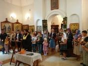 2018-08-31 Молебен на начало учения